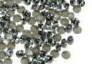 Swarovski, chaton pp21, black diamond, 2.8mm - x20