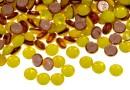 Swarovski, hotfix, ss10, yellow opal, 2.7mm - x20