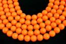 Perle Swarovski, neon orange, 16mm - x1