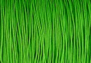 Snur matase cu guta, pentru bratari, verde lime, 0.8mm - x5m